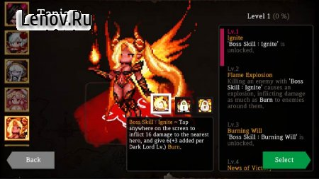 Dungeon Maker v 1.8.3 Мод (Free Shopping/Red Devils to Unlimited)