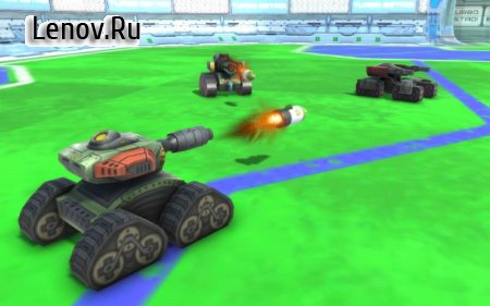 Clash of Tanks: Battle Arena v 1.3 Мод (Free Shopping)