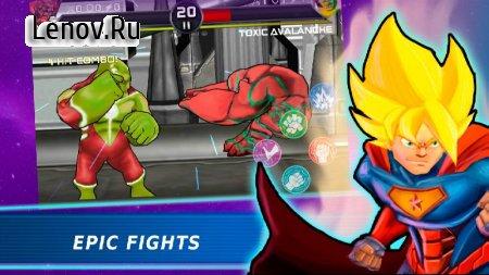 Superheroes Vs Villains v 2.8 Мод (Unlimited Money/Plutonium)