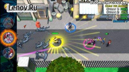Power Rangers: Morphin Missions v 1.4.0 (Mod Money)