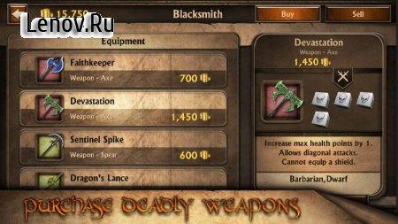 Arcane Quest HD v 1.0.5 (Mod Money)