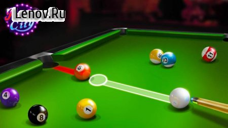 Billiards City v 1.0.37 Мод (Unlock Level)