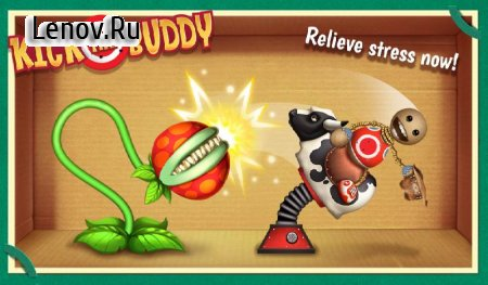 Kick the Buddy v 1.0.4 (Mod Money/Gold)