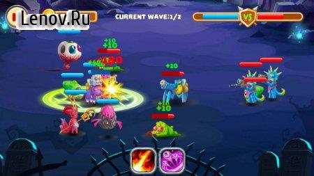 Monster Craft 2 v 1.0.5 (Mod Money)