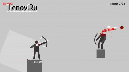 Stickman Archers: Bloody Rampage v 1.01 (Mod Money)