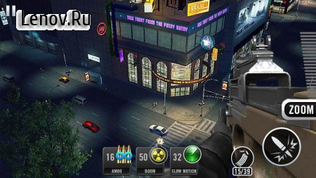 Sniper Shot 3D: Call of Snipers v 1.5.1 Мод (Free Shopping)