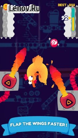 Birdy Escape v 1.7.1 (Mod Money)