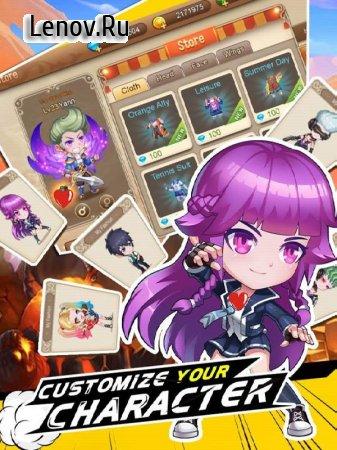 Chibi Bomber v 1.4.3 Мод (много денег)