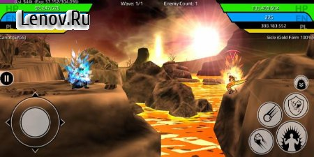 The Final Power Level Warrior v 1.2.7p2 (Mod Money)