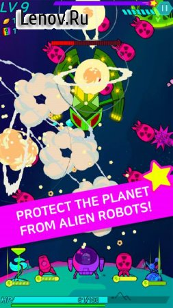 Stellar! :Infinity defense v1.2 Мод (Free Shopping)