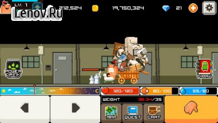 Goodmorning!Zombie v 2.9 Мод (Free Shopping)