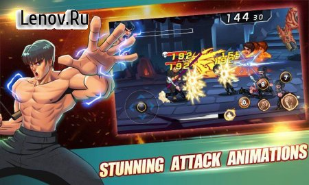Fighting King 3:Kungfu champion v 1.0.9.186 (Mod Money)