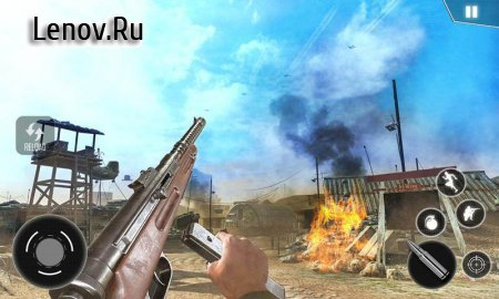 World War II Survival: FPS Shooting Game v 2.0.5 (Mod Money)