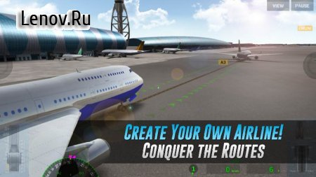 Airline Commander - A real flight experience v 1.2.3 Мод (много денег)