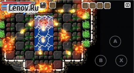 Flame Knight: Roguelike Game v 1.50 (Mod Money)