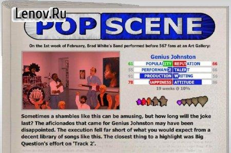 Popscene (Music Industry Sim) v 1.24 Mod (Unlocked)