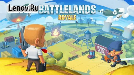 Battlelands Royale v 2.4.0 (Mod Ammo)
