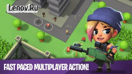 Battlelands Royale v 2.6.0 (Mod Ammo)
