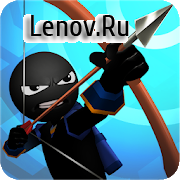 Stickman Archery 2: Bow Hunter v 4.0 (Mod Money)