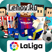 Tiny Striker La Liga - Best Penalty Shootout Game v 1.0.14 (Mod Money)