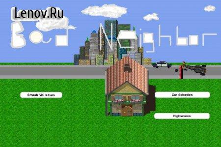 Bad Neighbor v 1.0 Мод (много денег)