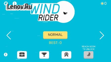 Wind Rider v 1.0.0 (Mod Money)