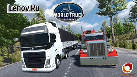 World Truck Driving Simulator v 1.129 (Mod Money)