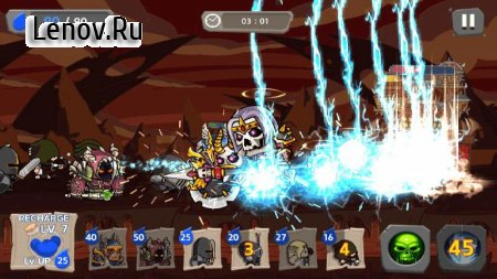 Royal Defense King v 1.4.8 (Mod Money)