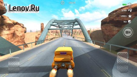 Rocket Carz Racing - Never Stop v 1.02 (Mod Money)