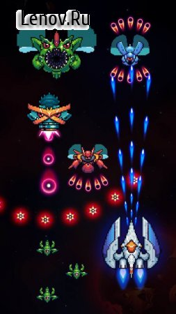Galaxy Force - Falcon Squad v 32.5 (Mod Money)