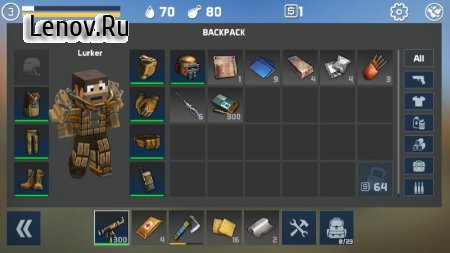 LastCraft Survival v 1.9.6 Мод (много денег)