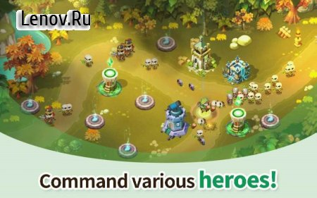 Hero Defense King v 1.0.33 (Mod Money)