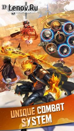 Dimension Summoner: Final Fighting Fantasy PVP RPG v 2.3 Мод (Increased Damage/God Mode & More)