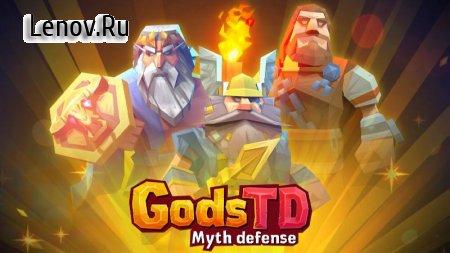 Gods TD: Myth defense v 1.0.1.5 Мод (много денег)