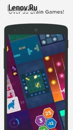 Peak – Brain Games & Training v 3.11.7 Мод (Unlocked)