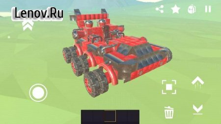 Evertech Sandbox v 0.53.651 Мод (много денег)