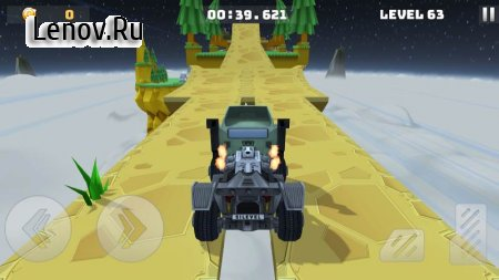 Mountain Climb : Stunt v 1.5 (Mod Money)