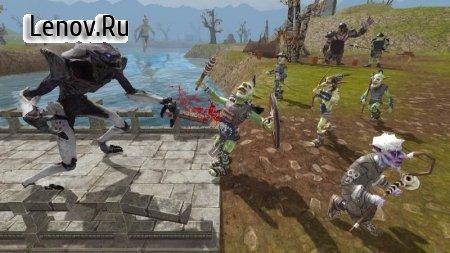 Alien Assassin 3D RPG v 1.0 Мод (Unlimited Skill Point)