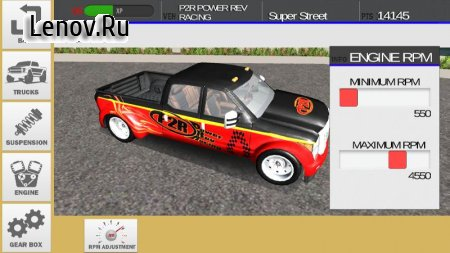 Diesel Drag Racing Pro v 1.25 Мод (Free Shopping)