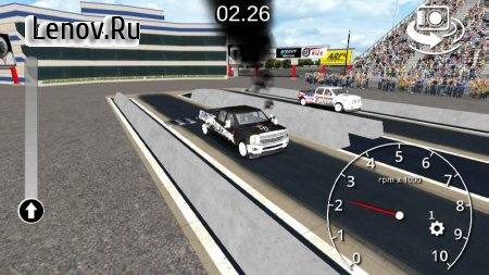 Diesel Drag Racing Pro v 1.50 Мод (Free Shopping)