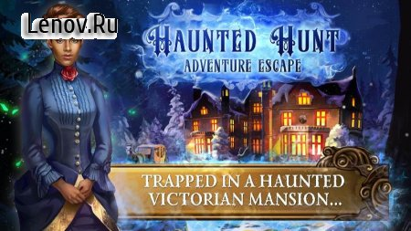 Adventure Escape: Haunted Hunt v 1.16 (Mod Hints)