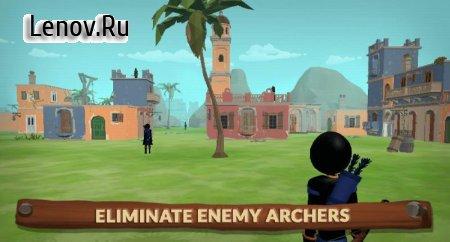 Stickman Archery 2: Bow Hunter v 2.6 (Mod Money)