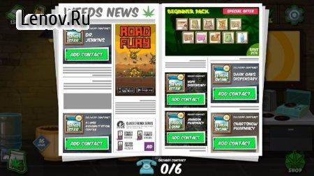 Kush Tycoon 2: Legalization v 1.4.68 Мод (много денег)