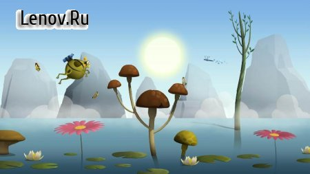 Runaway Toad v 1.4 Мод (Ads-free)