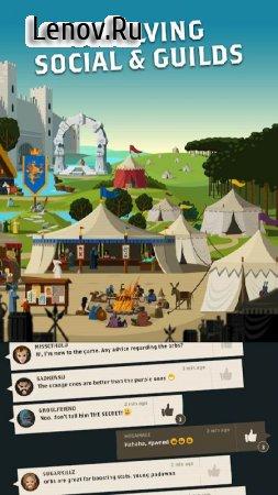 Questland: Turn Based RPG v 1.10.12 Мод (Mana Gain + 10 Per Strike/Can Always Use Skip)