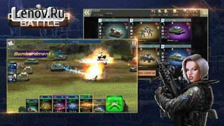Commander Battle v 1.0.12 Мод (Dump Enemy)