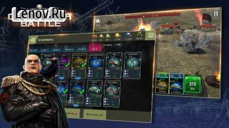 Commander Battle v 1.0.11 Мод (Dump Enemy)