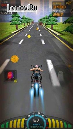 Death Racing:Moto v 1.09 (Mod Money)