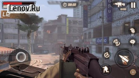 Commando Officer Battlefield Survival v 1.9 (Mod Money)