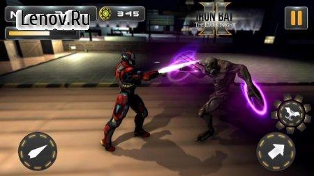 Iron Bat 2 The Dark Night v 2.5 Мод (Unlimited Money)